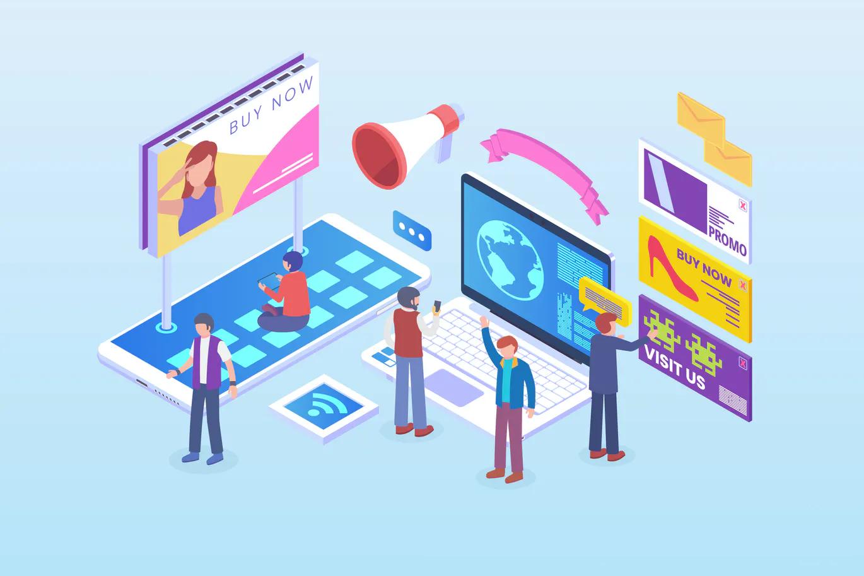 online display ads maker