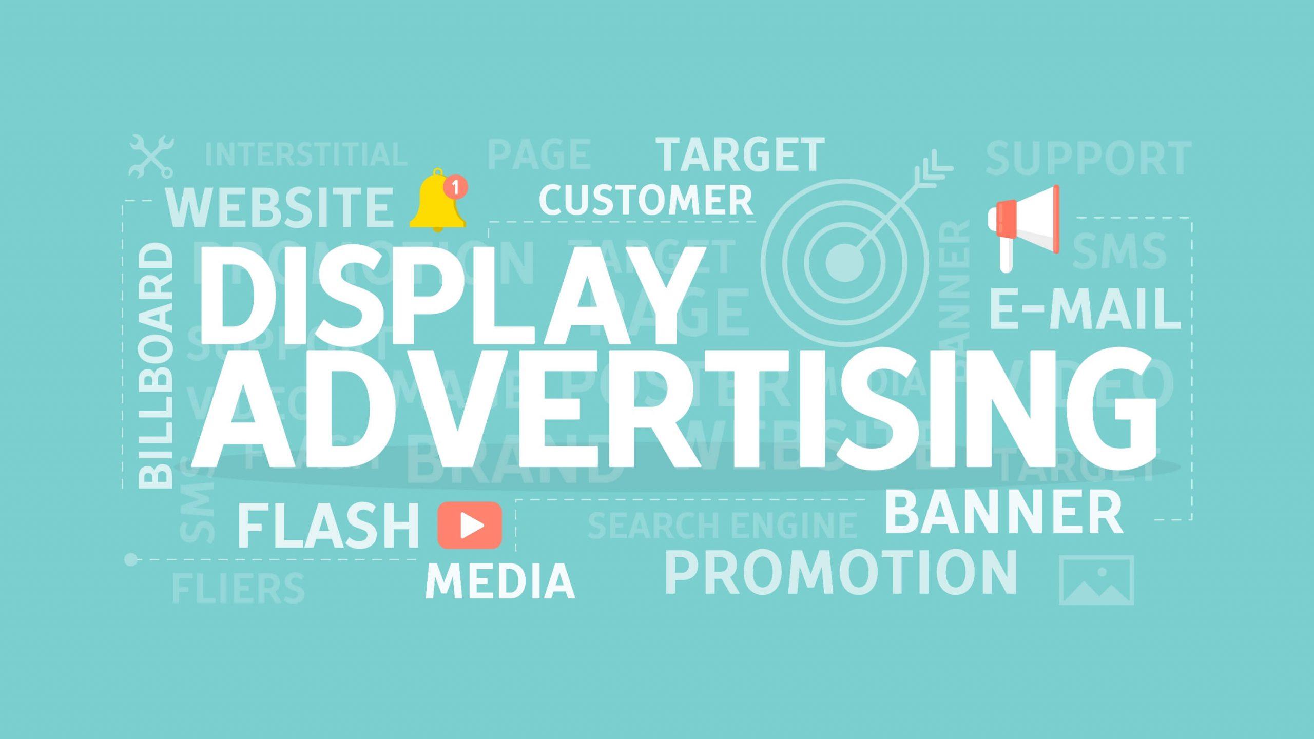 display advertising types