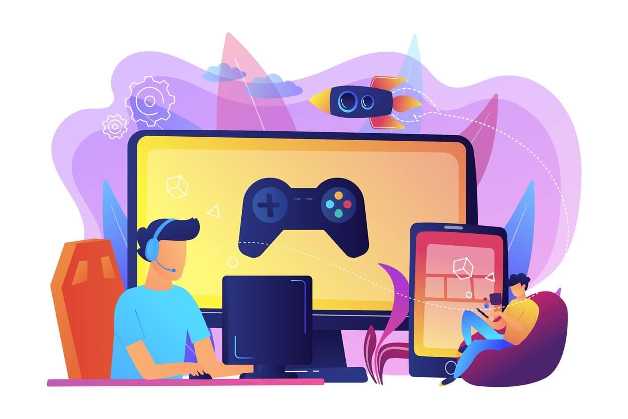 gaming ads