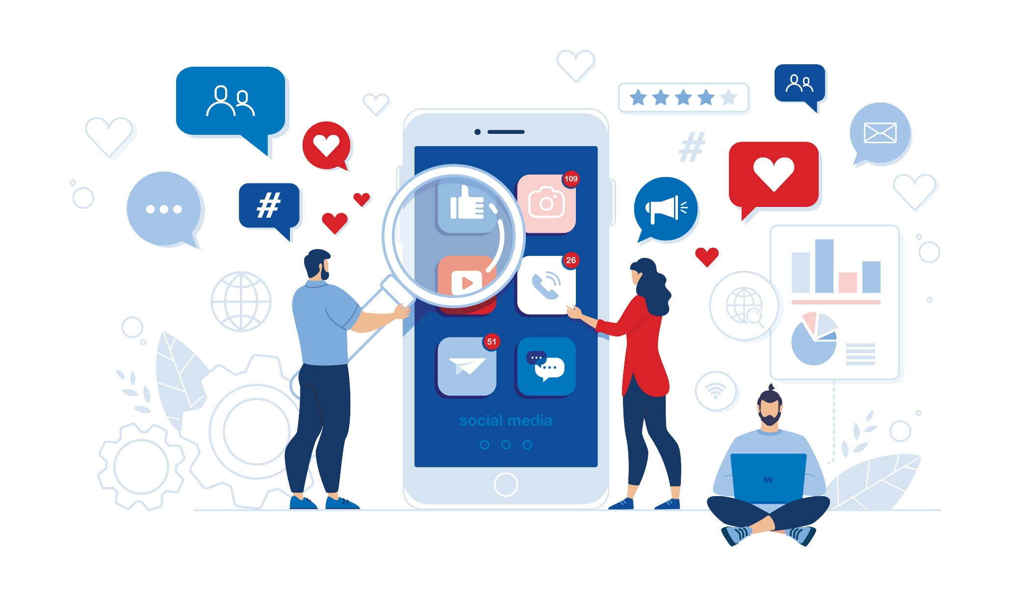 social media ad conversion